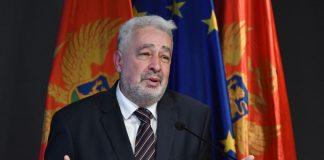 Сербия передумала высылать посла Черногории