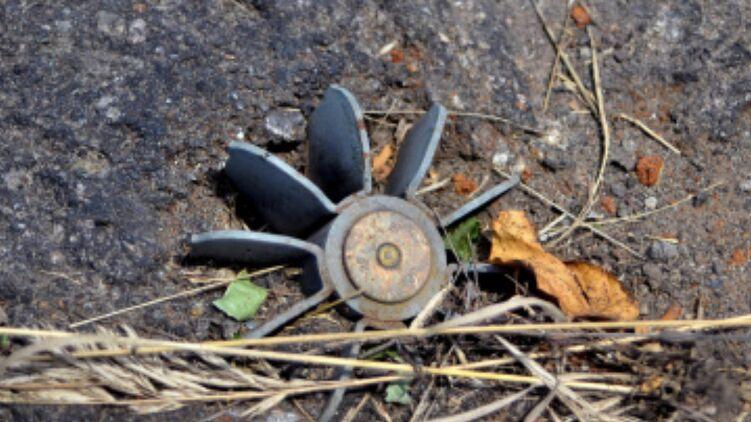 В Азербайджане четыре человека подорвались на противотанковой мине