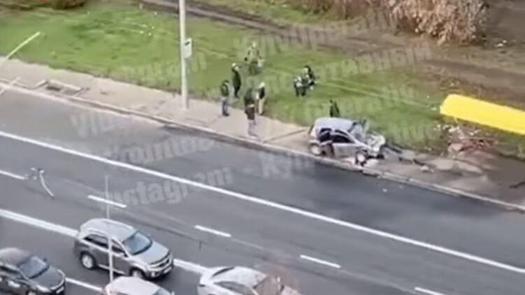 Киев ДТП