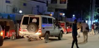 В Сомали террорист-смертник взорвал кафе