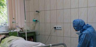 на Сумщине повесилась пациентка с COVID-19