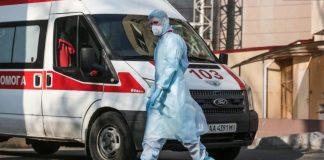 За добу у Києві виявили понад тисячу нових інфікованих COVID-19