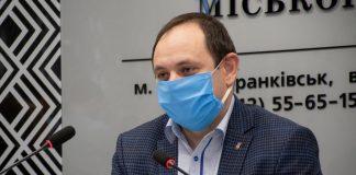 Мэр Ивано-Франковска согласился ввести «карантин выходного дня»