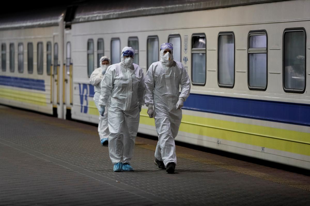 больница укрзализныци киев