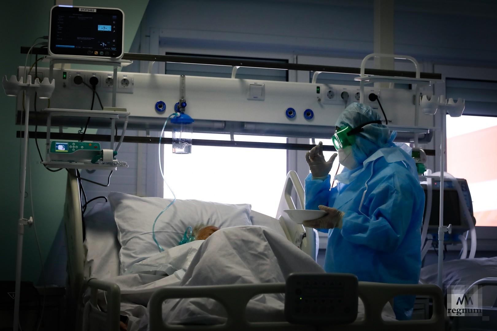 для лечения заболевших COVID-19 могут быть использованы санатории