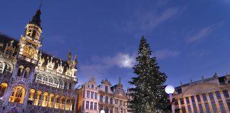 Бельгия Рождество