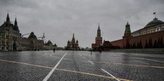 В Москве вводят локдаун на два месяца