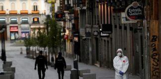 Іспанія карантин