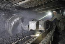 обвал на шахте