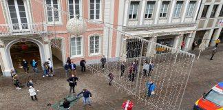 В немецком городе Трир автомобиль врезался в толпу пешеходов