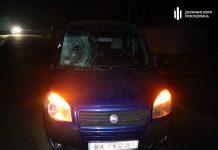 На Хмельниччині ТОП-посадовець ДСНС напідпитку насмерть збив пішохода