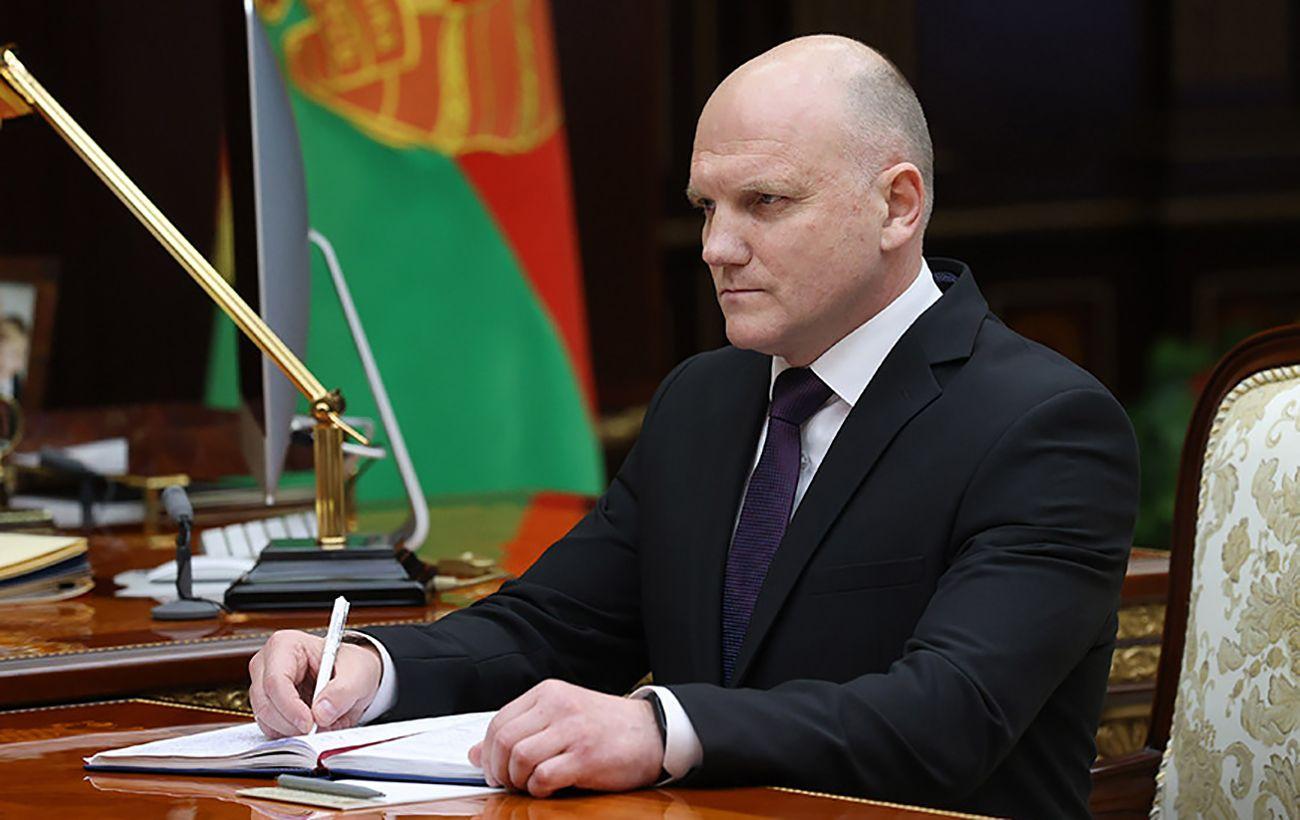 КДБ Білорусі