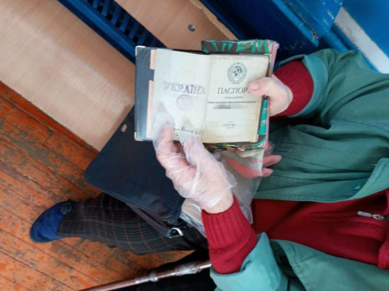 У Кривому Розі жінка намагалася проголосувати за радянським паспортом