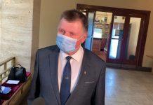 Партия венгров в полном составе покинула заседание Закарпатского облсовета