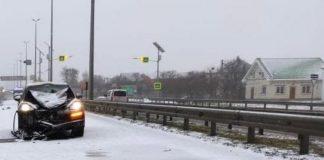 Под Киевом под колесами Porsche погибли 71-летние мужчина и женщина