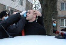 Суд отправил в СИЗО на два месяца одессита, который ходил по улице с отрубленной головой