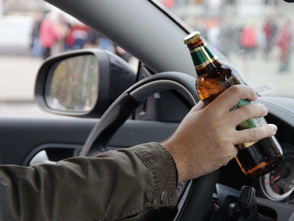 п'яний водій