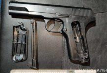 Под Одессой 14-летний подросток из пистолета обстрелял сверстников на детской площадке