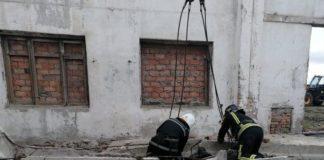 На Миколаївщині залізобетонна плита вбила 19-річного хлопця