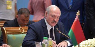 Лукашенко диктатор
