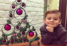 погибший на Донбассе мальчик