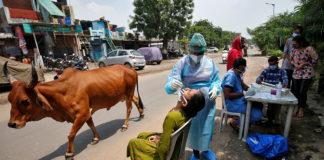 коронавірус в Індії