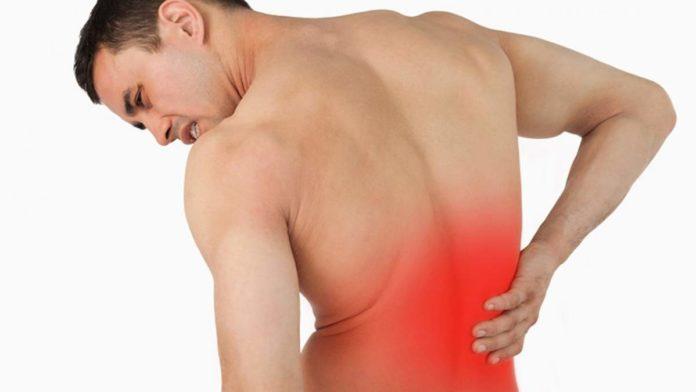 Боли в спине спина