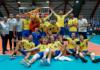 Сборная Украины по волейболу впервыесыграет в четвертьфинале чемпионата Европы